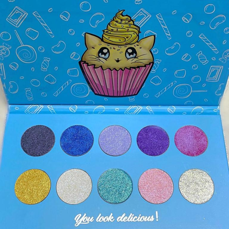 Andy Candy Makeup Eye Love Candy Eyeshadow Palette Vol.2 Closer Post Cover