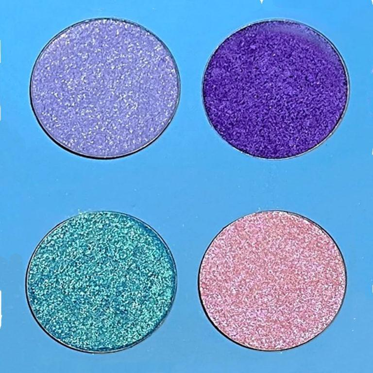 Andy Candy Makeup Eye Love Candy Eyeshadow Palette Vol.2 Shades Closer 2
