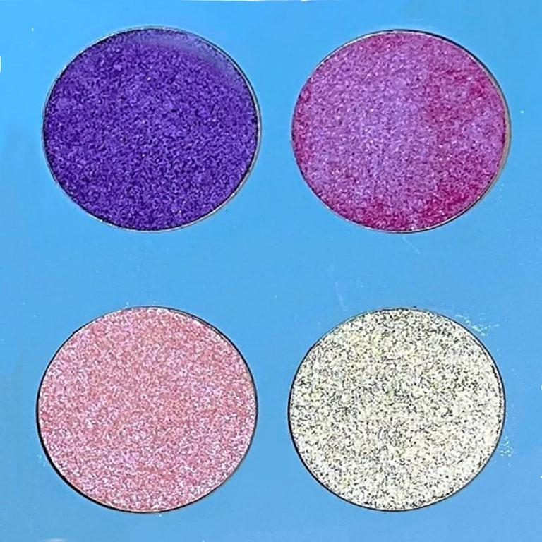 Andy Candy Makeup Eye Love Candy Eyeshadow Palette Vol.2 Shades Closer 3