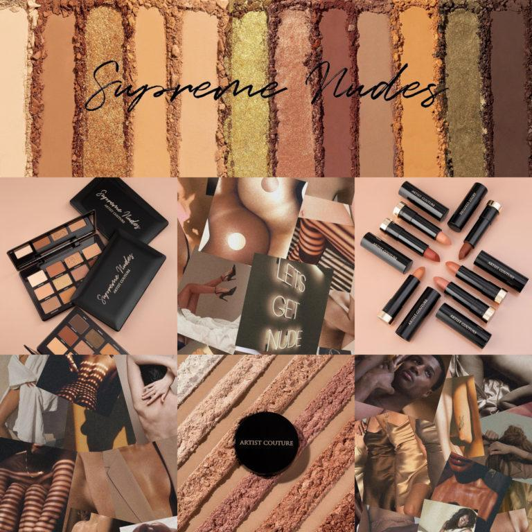 Artist Couture Supreme Nudes Collection Post Cover