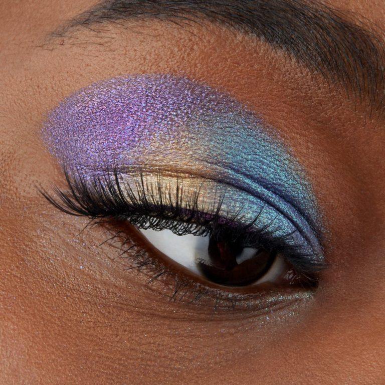 BH Cosmetics Romantic Nomad Palette Eye Swatch