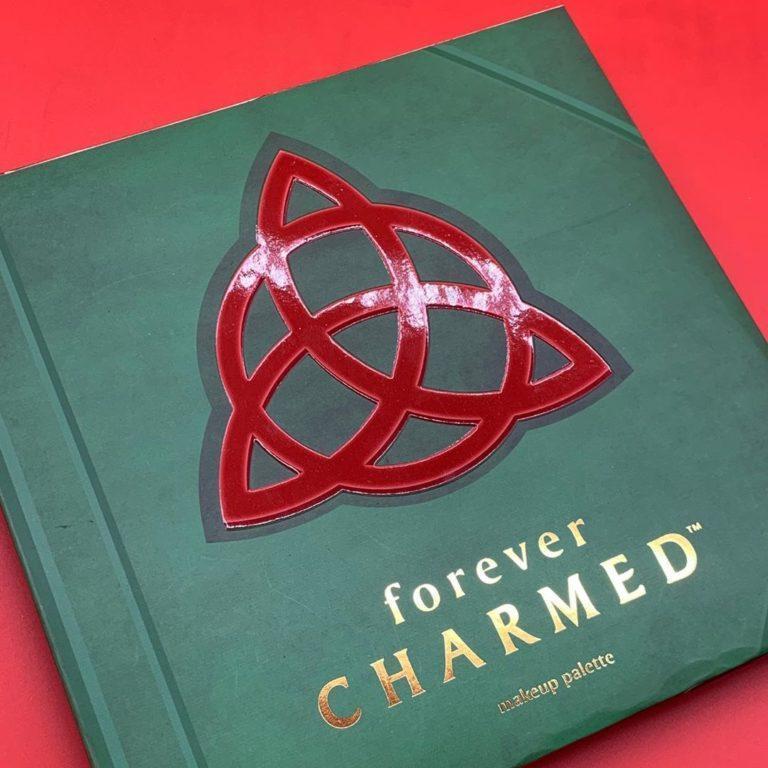 Charmed x Sola Look Eyeshadow Palette Box Promo