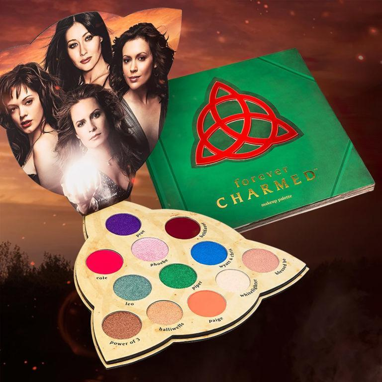 Charmed x Sola Look Eyeshadow Palette Post Cover