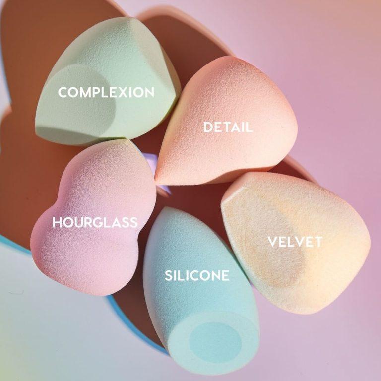 Colourpop Cosmetics Blending Sponges Closer Names