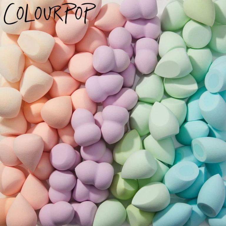 Colourpop Cosmetics Blending Sponges Promo Logo