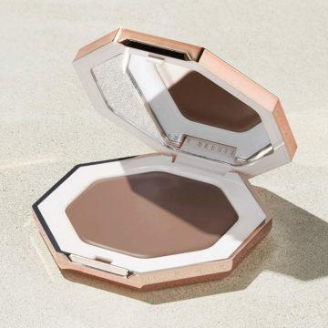 Fenty Beauty Cheeks Out Freestyle Cream Bronzer In Amber
