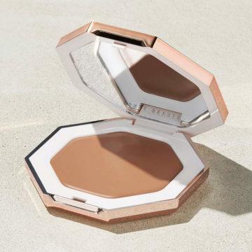 Fenty Beauty Cheeks Out Freestyle Cream Bronzer In Butta Biscuit