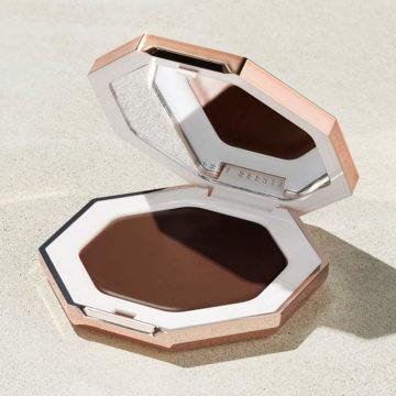 Fenty Beauty Cheeks Out Freestyle Cream Bronzer In Chocolate