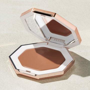 Fenty Beauty Cheeks Out Freestyle Cream Bronzer In Macchiato