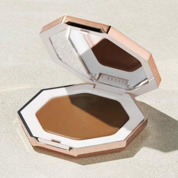 Fenty Beauty Cheeks Out Freestyle Cream Bronzer In Teddy