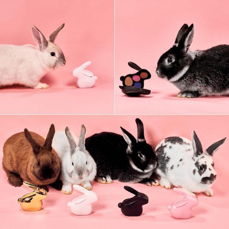 I Heart Revolution Bunny Palettes Bunnies