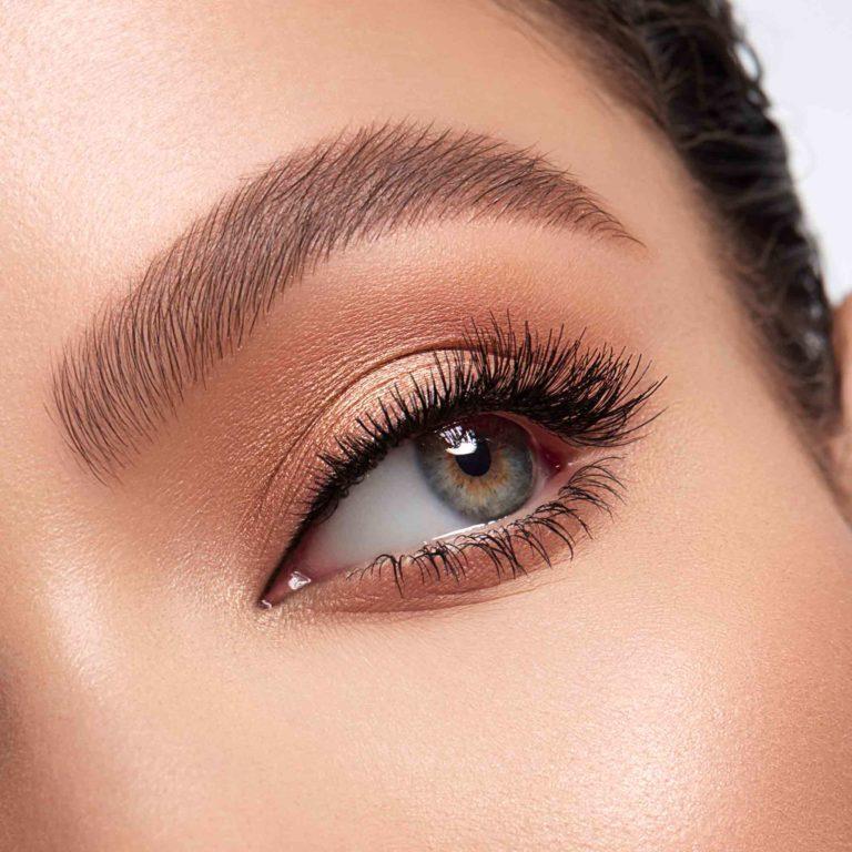 Lash Brag Volumizing Mascara Eye Swatch