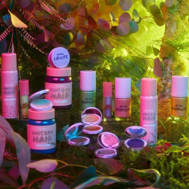 Lime Crime Fairy Garden Collection