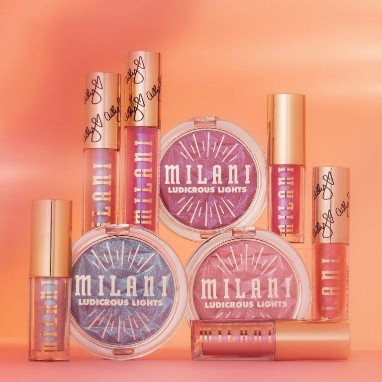 Milani x Ally Brooke Ludicrous Lights Collection