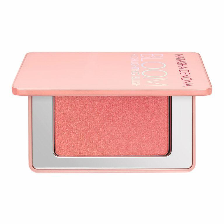 Mini Bloom Highlighting Blush Open