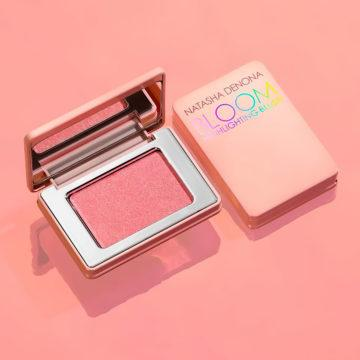 Mini Bloom Highlighting Blush Post Cover