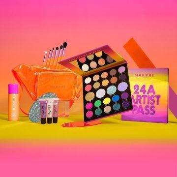 Morphe x Saweetie Collection