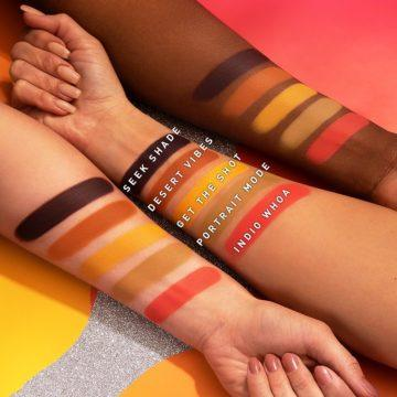 Morphe x Saweetie Collection Palette Swatches Row 2