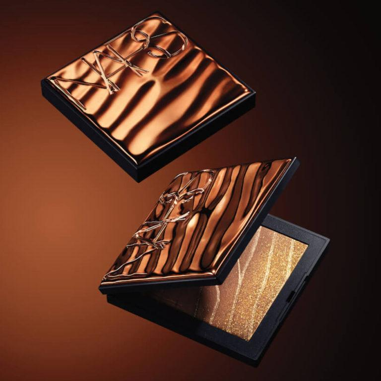 NARS Summer 2020 Paradise Found Bronze Collection Body Bronzing Palette Promo