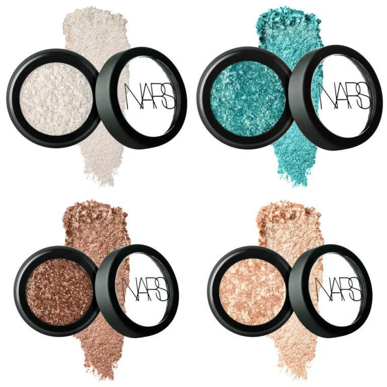 NARS Summer 2020 Paradise Found Bronze Collection Powerchrome Loose Eye Pigment All Shades