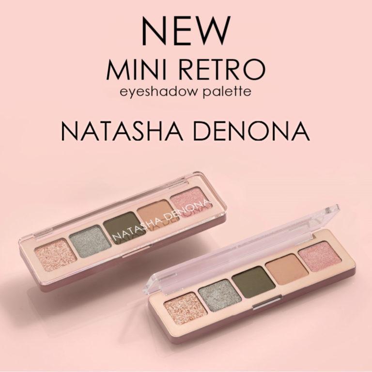 Natasha Denona Mini Retro Eyeshadow Palette Post Cover