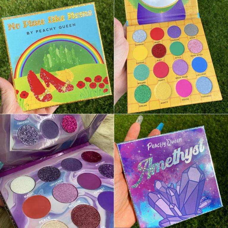 No Place Like Home & Amethyst Eyeshadow Palettes Post Cover