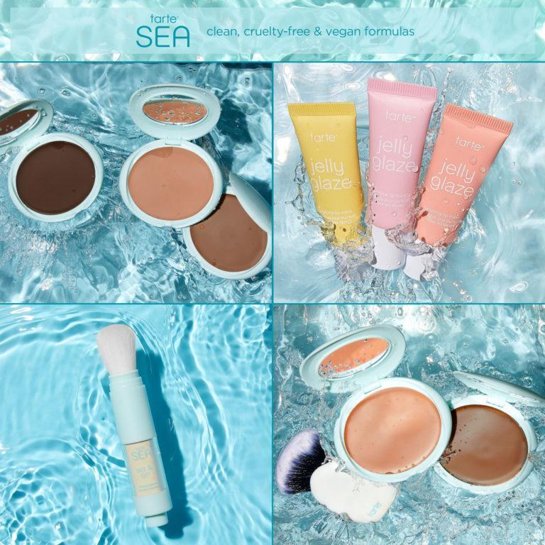 Tarte Collection SEA Post Cover