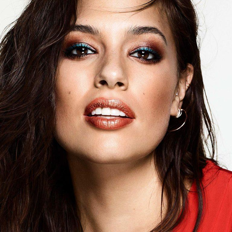 Revlon x Ashley Graham Tropical Vibes Collection All in One Eye and Face Palette Ashley Promo