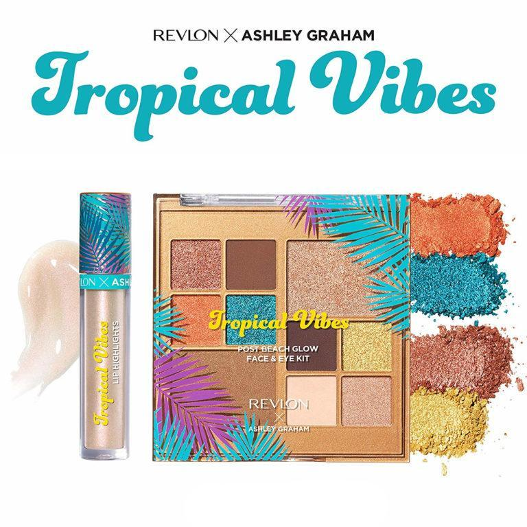Revlon x Ashley Graham Tropical Vibes Collection Tropical Pop Kit