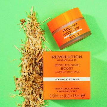 Revolution Skiincare Brightening Boost Ginseng Eye Cream