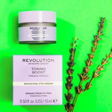 Revolution Skiincare Toning Boost Bakuchiol Eye Cream