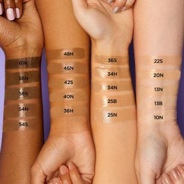 Tarte Maracuja Tinted Hydrator Arm Swatches