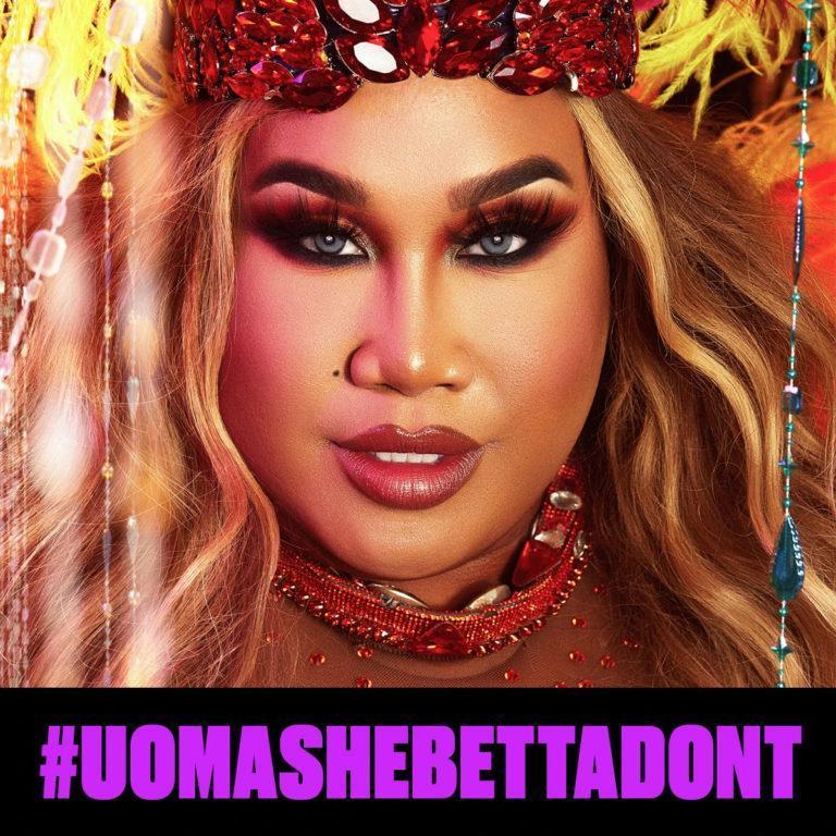 UOMA Beauty Black Magic Carnival Patrick Starrr Set Promo