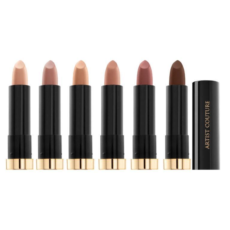 Artist Couture Supreme Nudes Collection Diamond Glow Powder Sugar Daddy Lipsticks
