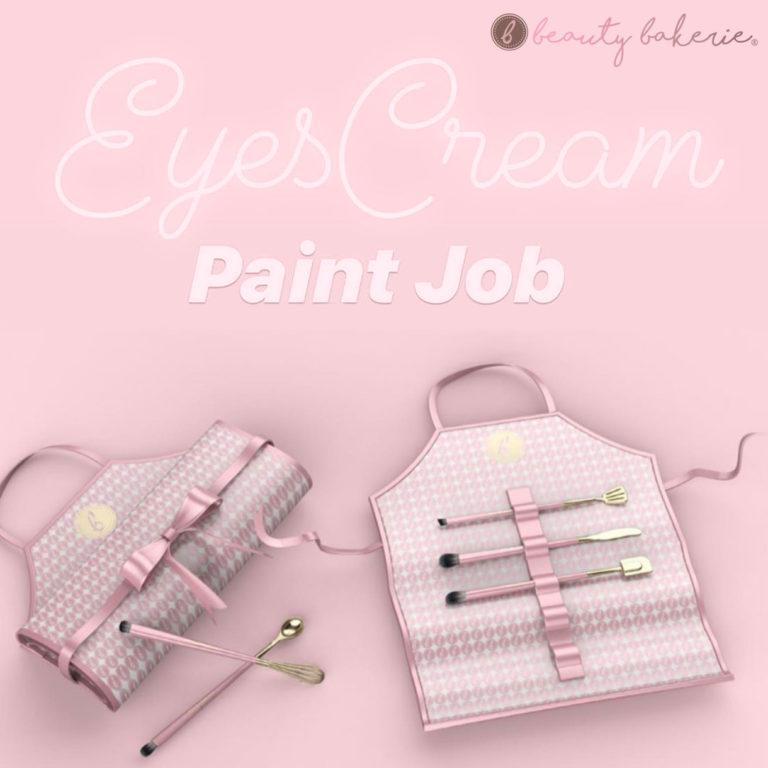 Beauty Bakerie Eyes Cream Paint Job Bakeware Set Post Cover Logo