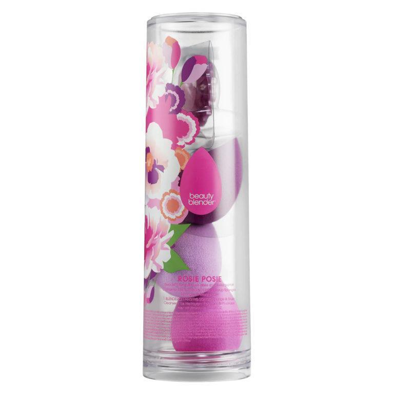 Beautyblender Rosie Posie Blender Essentials Set Packaging