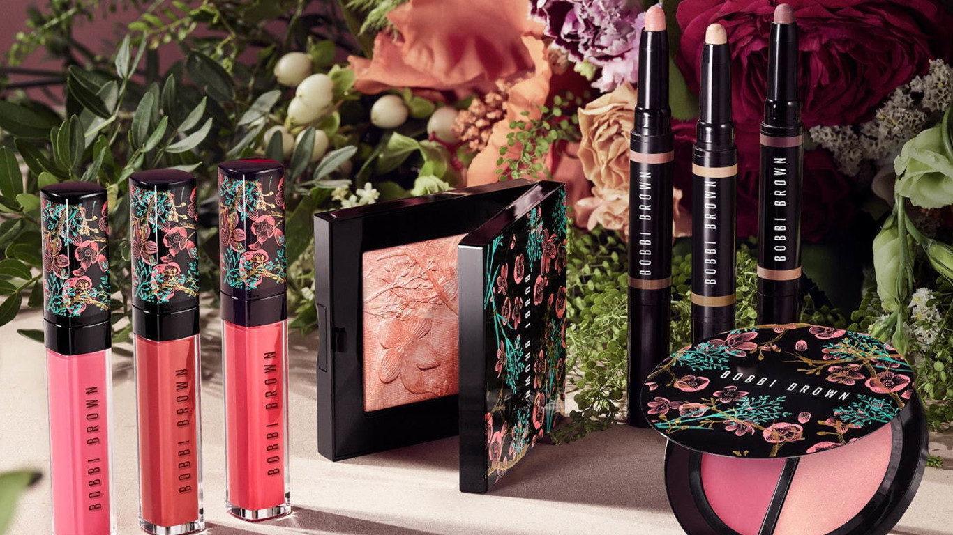 Bobbi Brown Summer 2020 Flower Motif Collection Post Cover blog