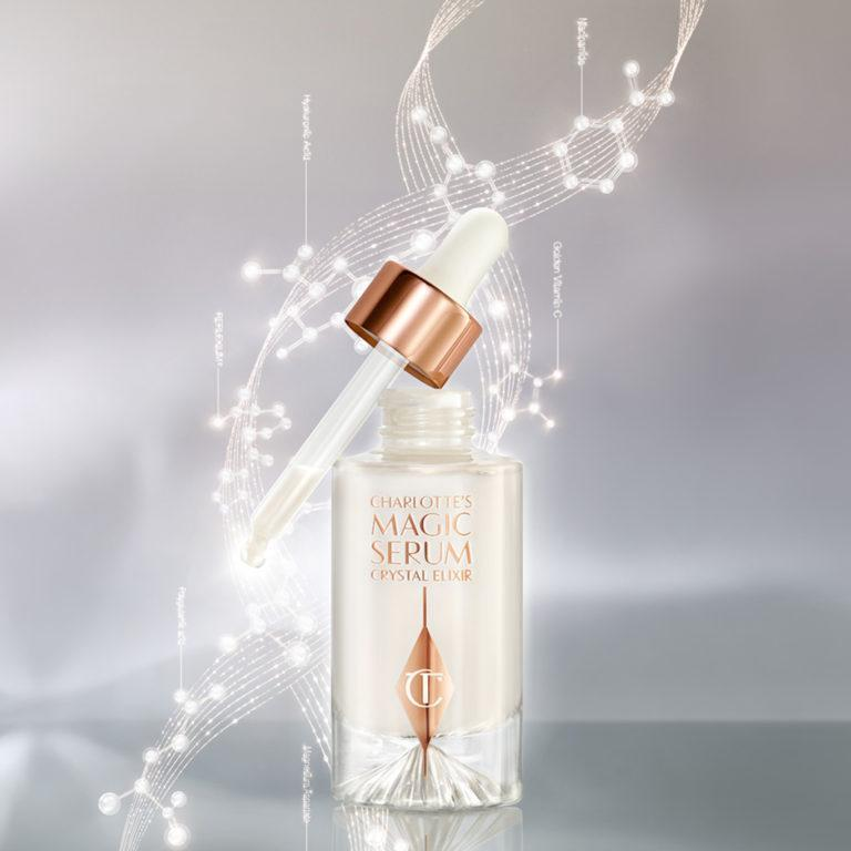 Charlotte Tilbury Charlotte's Magic Serum Crystal Elixir Post Cover