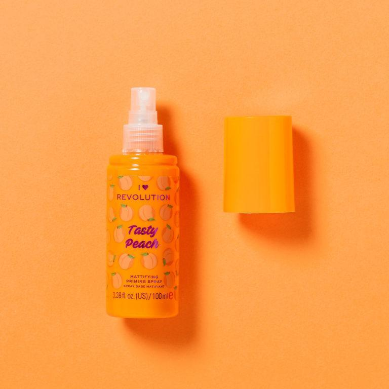 I Heart Revolution Tasty Peach Collection Mattifying Priming Spray