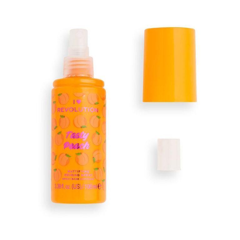 I Heart Revolution Tasty Peach Collection Mattifying Priming Spray ALT