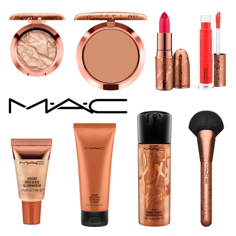 MAC Cosmetics Bronzing Collection Post Cover