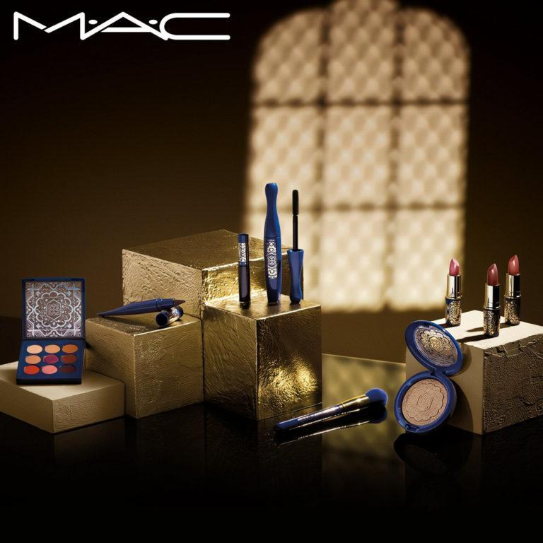 MAC Mosaic Masterpiece Post Cover Logo