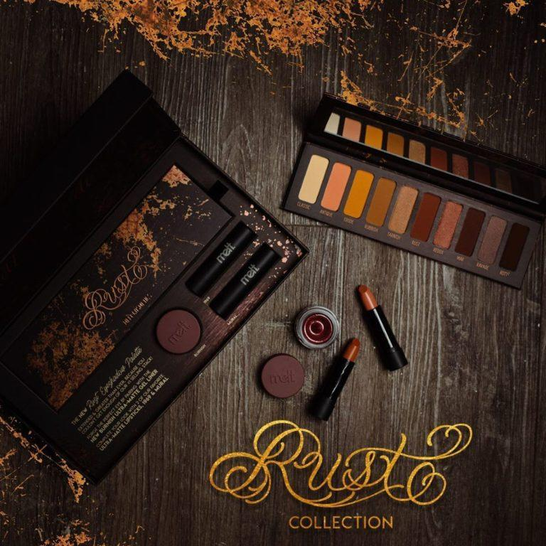Melt Cosmetics Rust Collection Cover