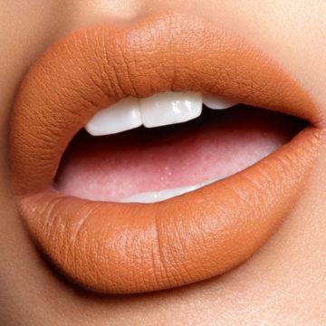 Melt Cosmetics Rust Lipstick Mural