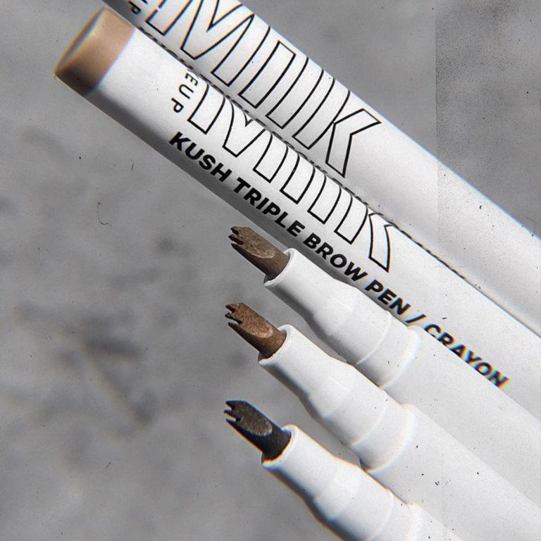 Milk Makeup KUSH Triple Brown Pen Promo