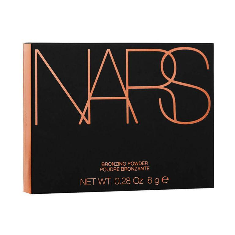 NARS Summer 2020 Paradise Found Bronze Collection Bronzing Powders Box