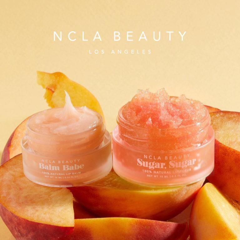 NCLA Beauty Peach Please Duo Post Cover Logo