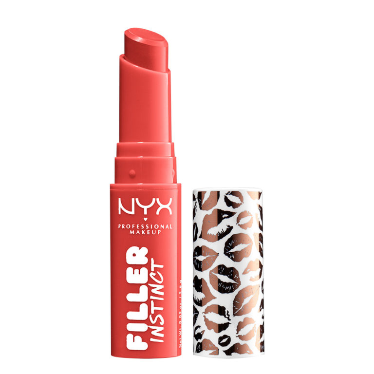 NYX Filler Instinct Plumping Lip Color Open Product In Besos
