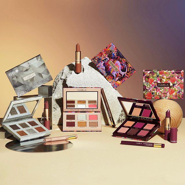 Nabla Cosmetics Cutie Collection Post Cover