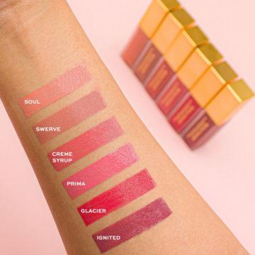 Revolution Pro Hydra Matte Liquid Lipstick Swatch 2